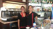 Claudia Casini e Veronica Volpi (Caffetteria Toscana, via Toscana)