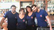 Eleonora Bassano e il suo team (Baracchina Rossa)