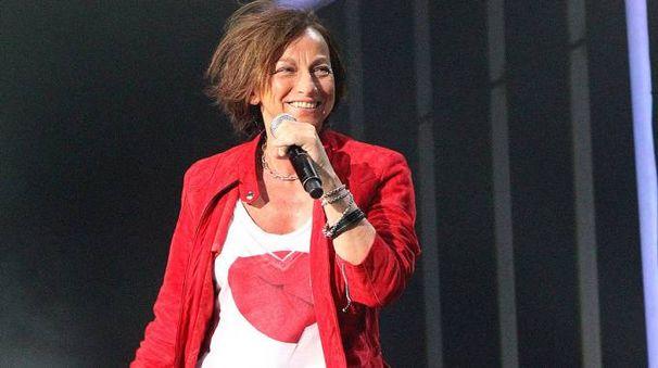 La rocker Gianna Nannini