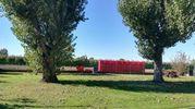 La zona, alle porte di Bizzuno di Lugo, in cui si è verificato l'episodio (Foto Scardovi)