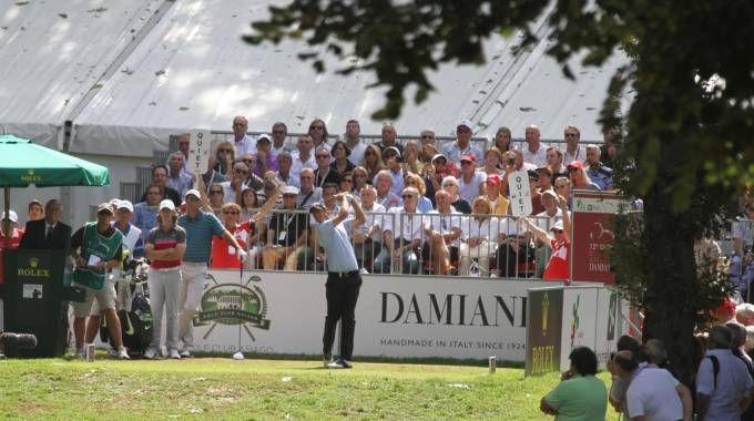 L'ultimo Open d'Italia di golf a Monza un anno fa