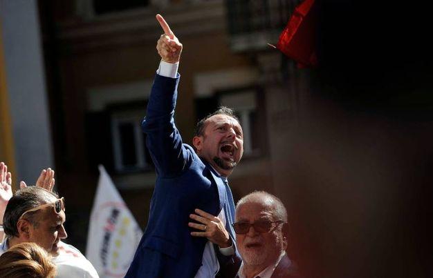 Il senatore Sergio Puglia (Lapresse)