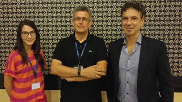Maria Pachetti, Simone Capaccioli, Alessandro Paciaroni