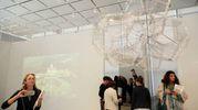 Dal 13 ottobre al 4 febbraio ospiterà 'Imprevedibile', una mostra di arte e scienza (curata da Giovanni Carrada e Cristina Perrella) su 'Essere pronti per il futuro senza sapere come sarà con i lavori di 16 giovani artisti italiani e stranieri (Foto Schicchi)