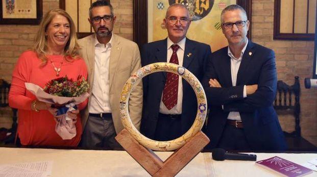 Il Minimasgalano di Maria Vittoria Ciampoli è stato donato  dalla Paglietta della Torre
