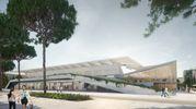 Il progetto del nuovo stadio