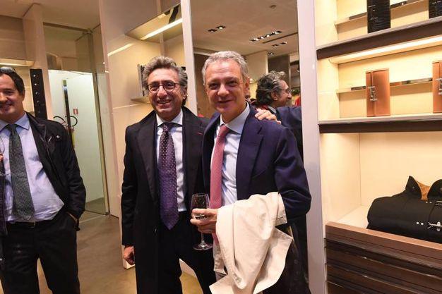 Valentino di Pisa e Alessandro Bonfiglioli (Foto Schicchi)