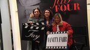 Cristina Pezzini, Giorgia Vergari e Rossella Barbaro (Foto Schicchi)