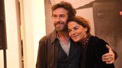 Alessio Boni e Cristina Lucchini (Foto Schicchi)