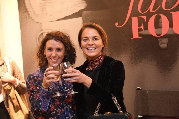 Giorgia Vergari e Cristina Lucchini (Foto Schicchi)