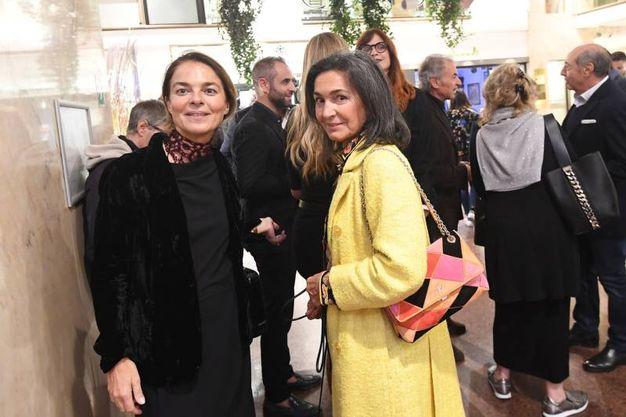 Cristina Lucchini e Cristina Borgomanero (Foto Schicchi)