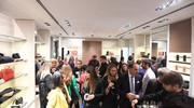Ospiti in Galleria Cavour (Foto Schicchi)