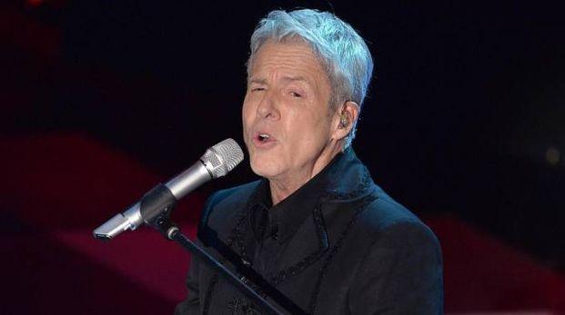 Claudio Baglioni, conduttore 'conducente' di Sanremo 2018 - Ansa