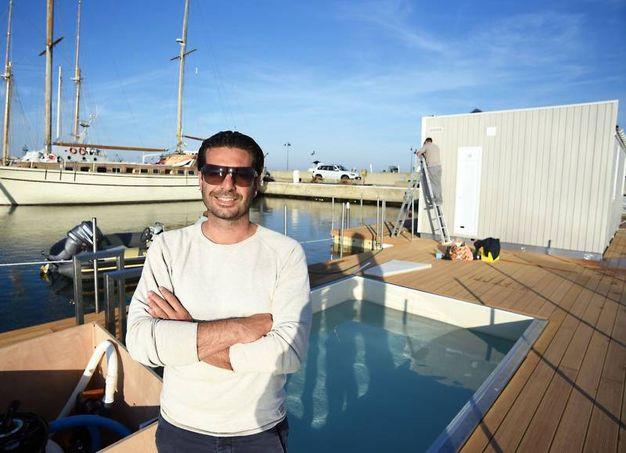 Omar Angeli (foto Migliorini)