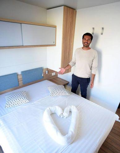 Camera da letto (foto Migliorini)