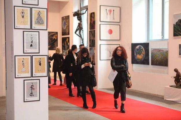 Inaugurazione seconda edizione Biennale di Milano