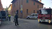 Sono intervenuti i vigili del fuoco, Hera e la municipale