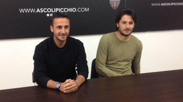 Lorenzo Vagnini e Salvatore Pollino