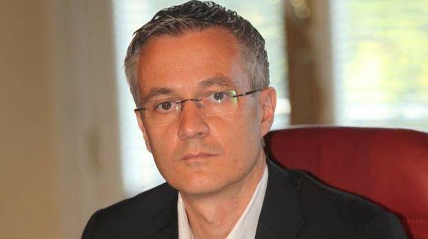 Il senatore Pd Stefano Vaccari