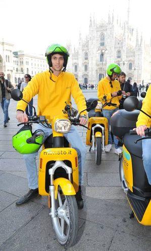Il progetto è nato da un'idea di tre ragazzi under 35 ed ex studenti fuori sede dell'università di Milano (Newpress)