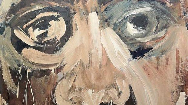 Un dettaglio di un'opera di Rodmell