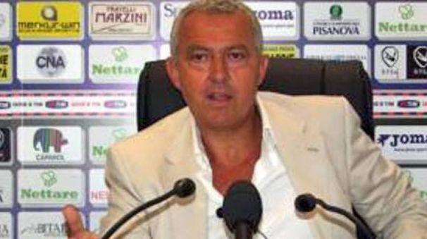 L'ex diesse del Pisa Vincenzo Minguzzi