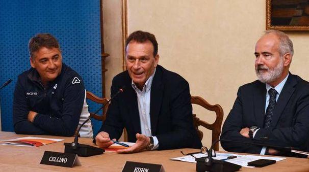 Il presidente Cellino ha preferito sostituire Boscaglia con un tecnico che lui ben conosce