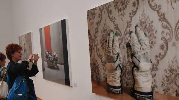 A MAMbo la mostra 'Futuro passato' di Vincent Fournier (Foto Schicchi)