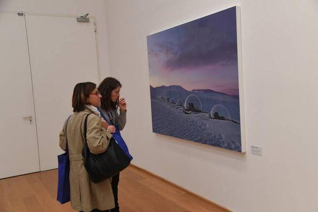La mostra 'Futuro passato' al MAMbo (Foto Schicchi)
