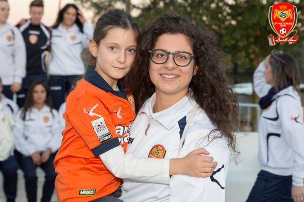 La bomber della passata stagione, Elisa Menchetti