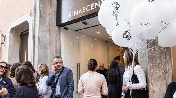 Inaugurata Rinascente Roma in via del Tritone - Lapresse