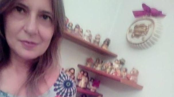 Valeria Nava, collezionista ed esperta di Thun