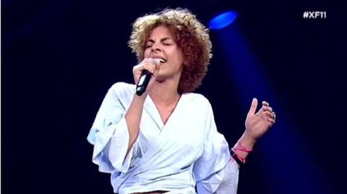 Rita Bellanza, concorrente della categoria under donna di X Factor 2017