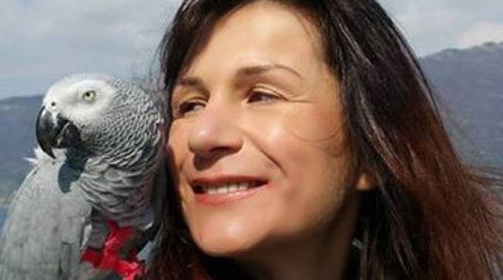 Albina Moratti, 46 anni di Colico e Shari