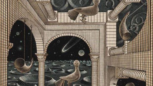Escher a Palazzo Blu