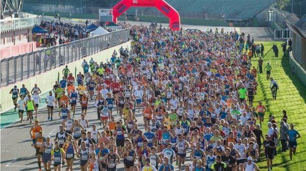 Il Giro dei Tre Monti raccoglie ogni anno migliaia di partecipanti