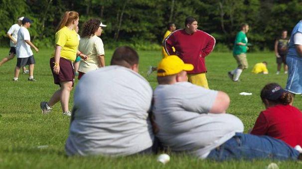 Giovani obesi (Lapresse)