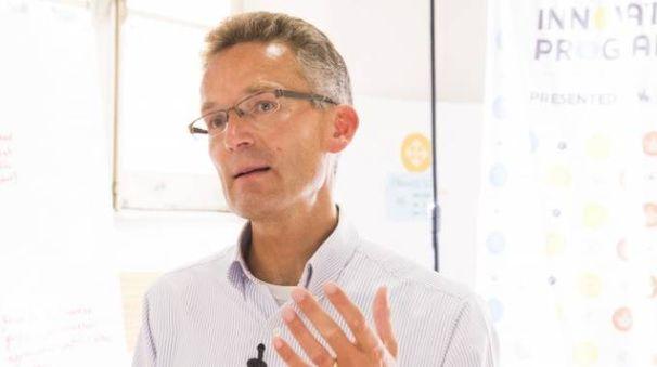 Michiel Bakker, esperto di food innovation per Google