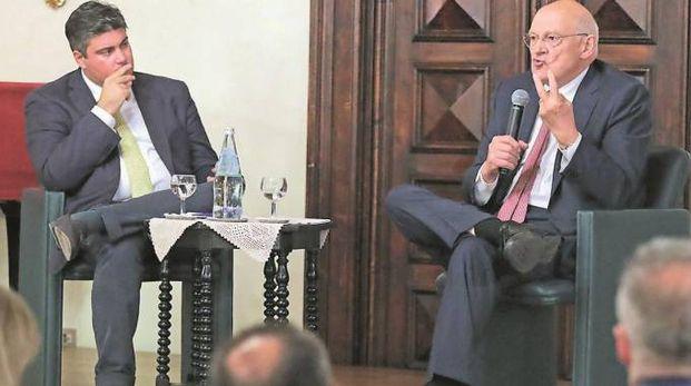Valerio Baroncini e Stefano Zamagni