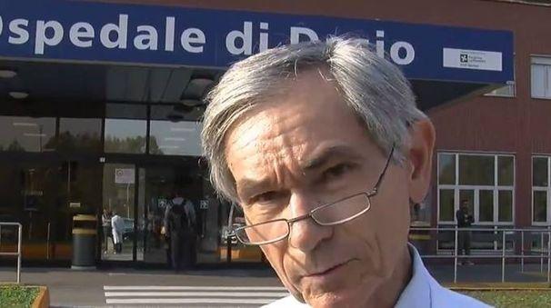Il dottor Vittorio Baldini