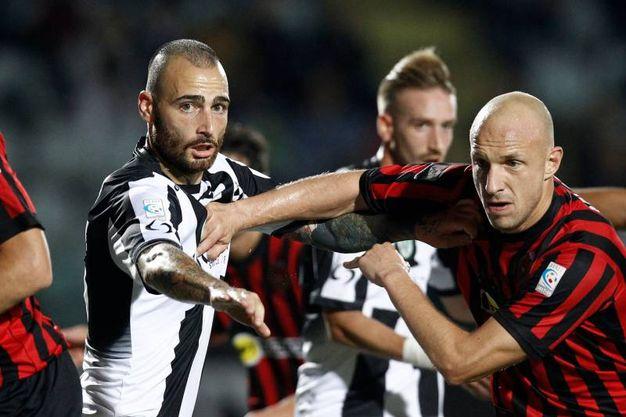 Robur Siena-Pro Piacenza, le foto della partita (Di Pietro)