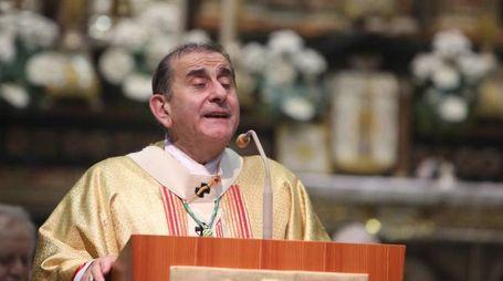 L'arcivescovo Mario Delpini