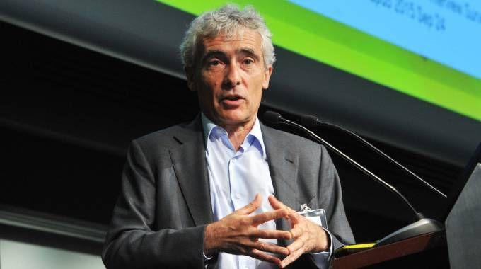 Tito Boeri, presidente dell'Inps (Newpress)