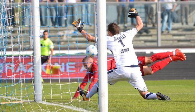 Brescia-Novara (La Presse)