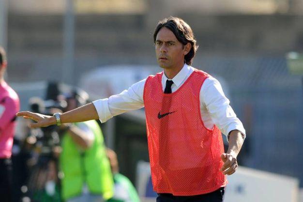 Mister Pippo Inzaghi (foto LaPresse)