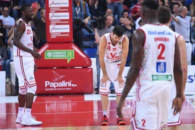 Mario Little e Diego Monaldi  (Foto Ciamillo)