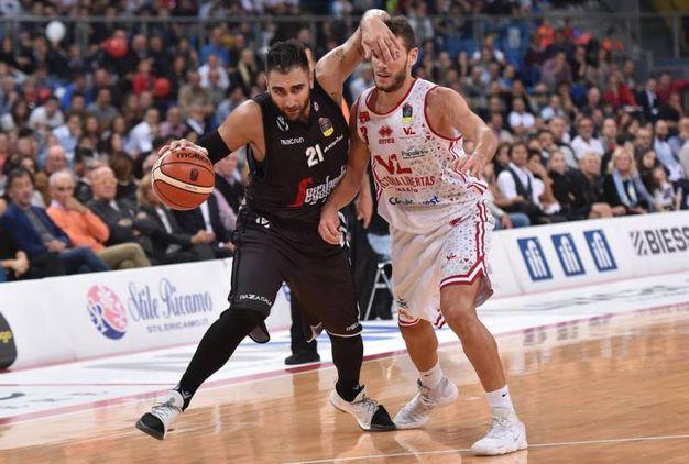 Pietro Aradori (Foto Ciamillo)