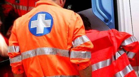 Un'immagine di repertorio di soccorritori