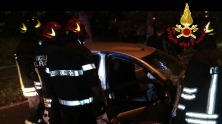 Incidente in via di Casale