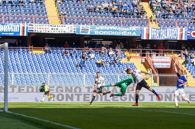 Il gol di Cristante (Ansa)